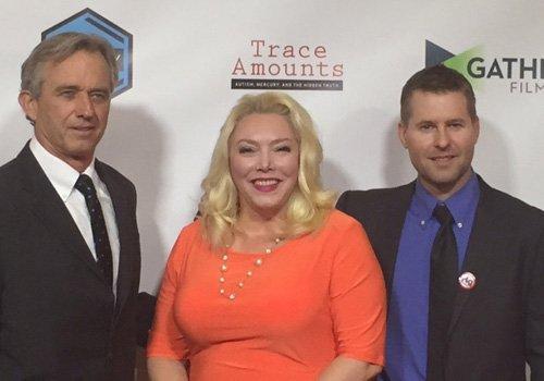Movie producer of Trace Amounts
