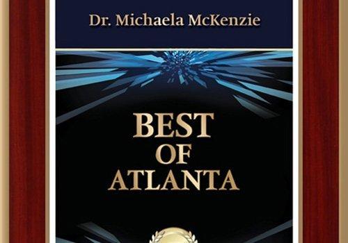 Voted September 2013 Best Dentist of Atlanta