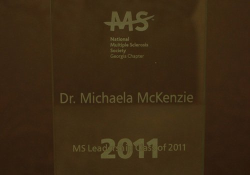 Multiple Sclerosis Leadership class of 2011