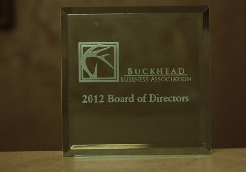2012 Buckhead Business Association Board of Directors