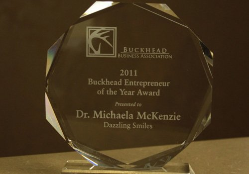 Buckhead Business Association: 2011 Buckhead Entrepreneur of the Year award