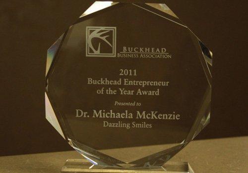 Buckhead Business Association: 2011 Buckhead Entrepreneur of the Year award